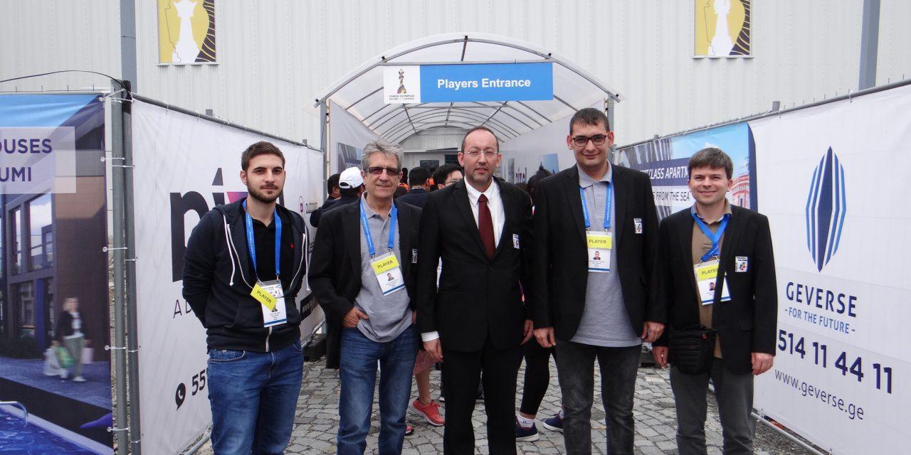 43 Olimpíades Batumi – R04