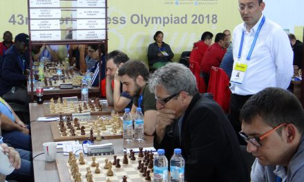 43 Olimpíades Batumi – R07