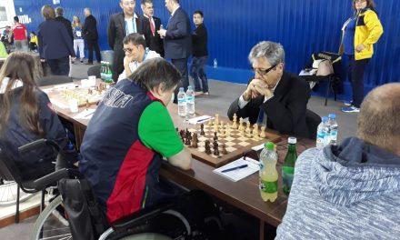 43 Olimpíades Batumi – R11