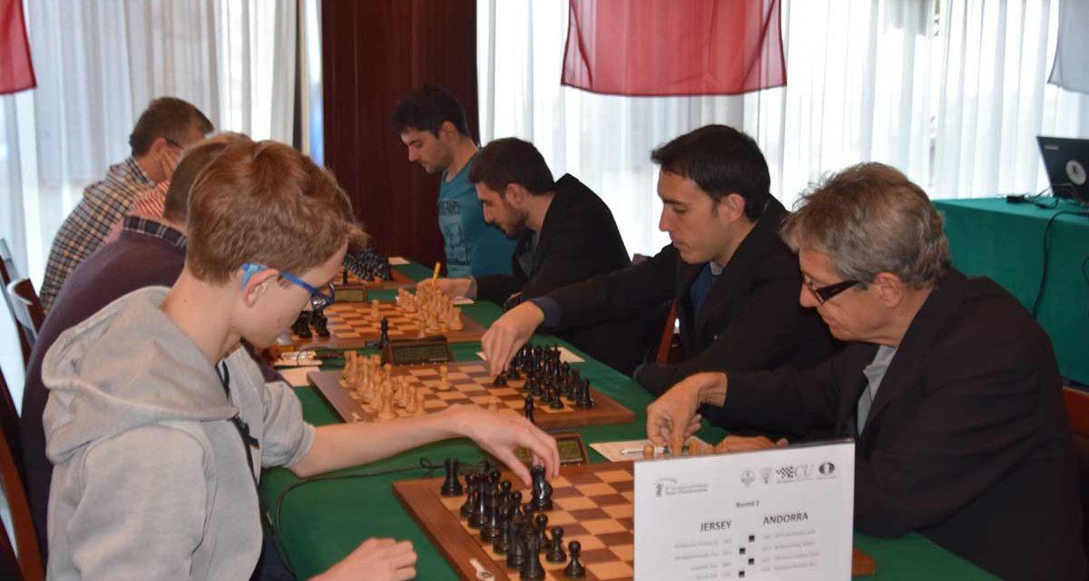 6è Campionat dels Petits Estats d'Europa – Ronda 02