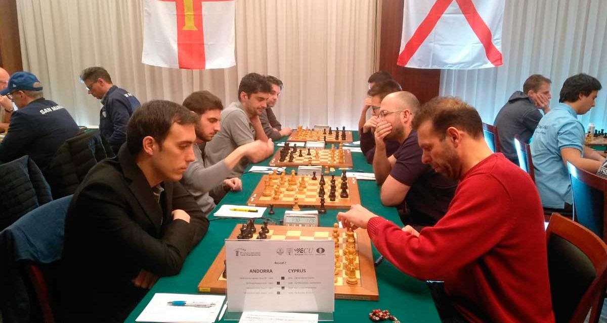 6è Campionat dels Petits Estats d'Europa – Ronda 07