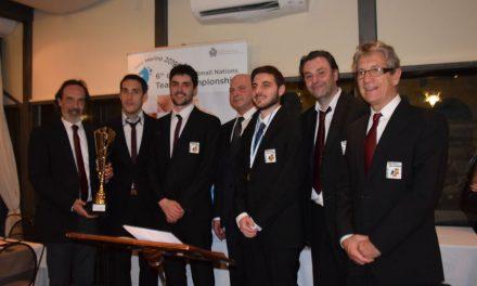 6è Campionat dels Petits Estats d'Europa – Ronda 09