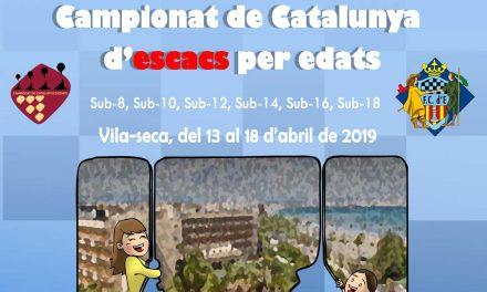 Finals Catalunya per Edats 2019 – Prèvia