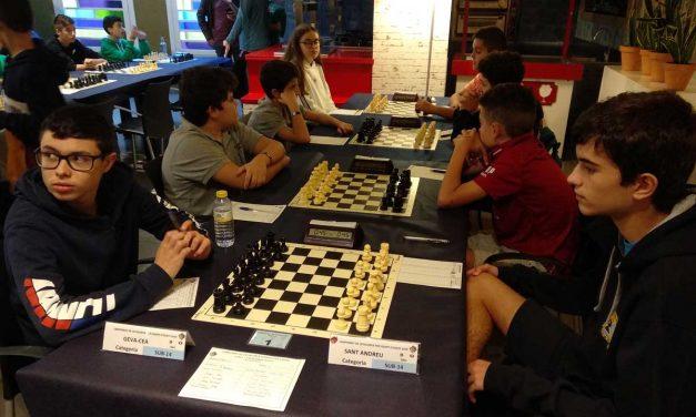 Finals Catalunya Equips Edats 2019