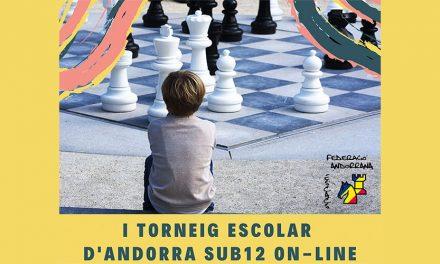I Torneig Escolar d'Andorra sub12 on-line
