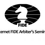 75th Internet FIDE Arbiters Seminar