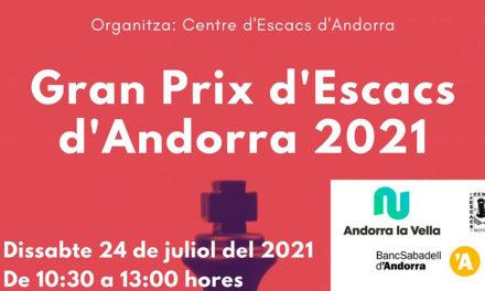 Gran Prix d'Andorra 2021 – Bases